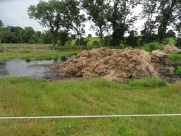 manure storage nutrient runoff