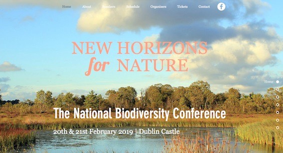New Horizons for Nature